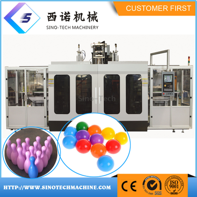 PE LDPE plastic sea balls blow molding moulding Machine