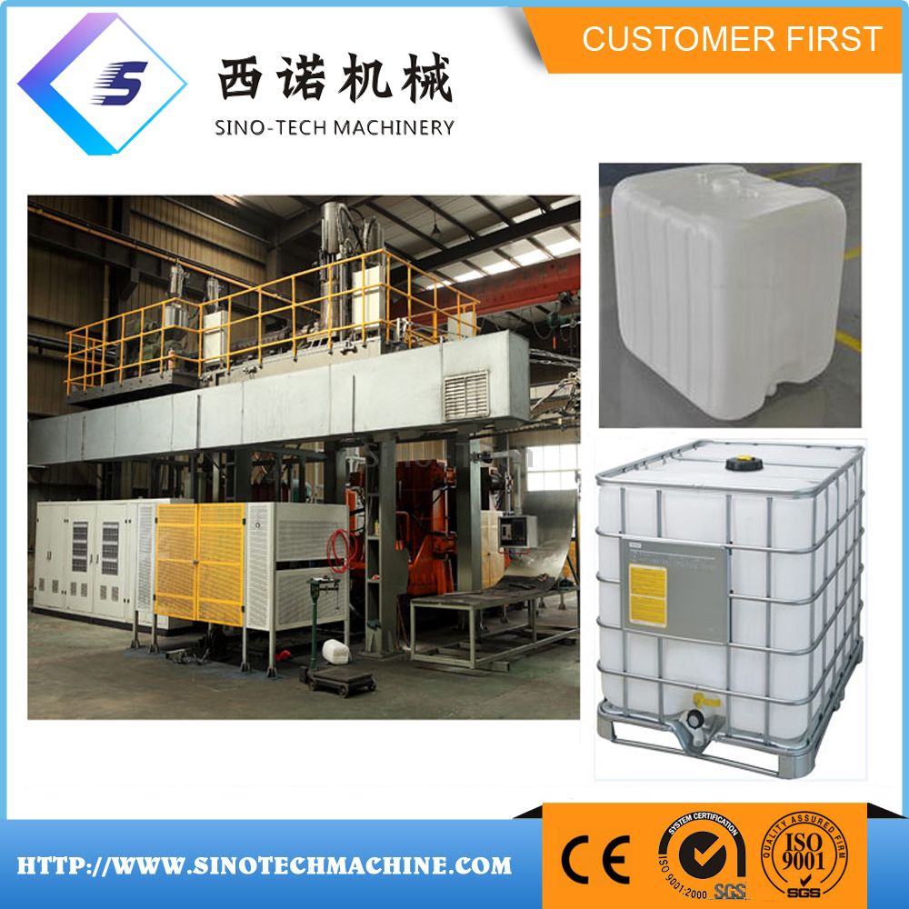 1000L Plasttic Big Barrel Big Containers plastic pallets blow molding moulding machine