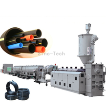 HDPE Pipe Extruder Making Machine